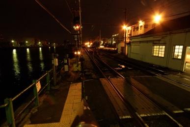 夜の停車駅