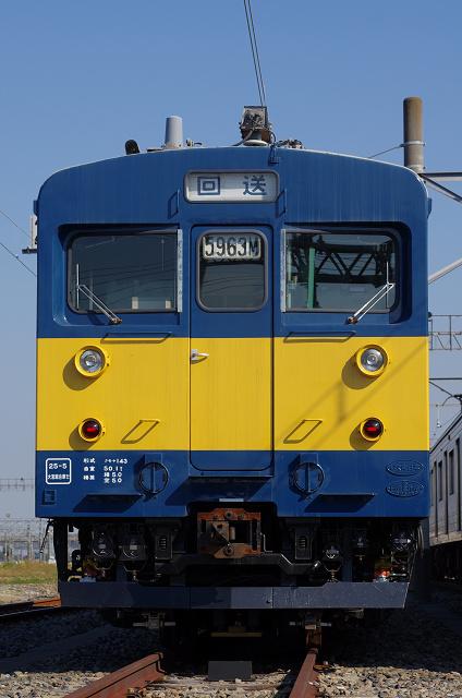 クモヤ143-53s