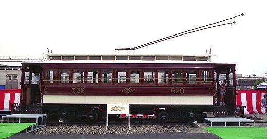 1993大阪市電一般公開395-1
