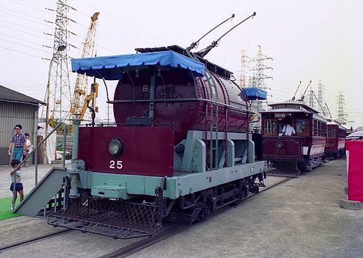 1993大阪市電一般公開398-1