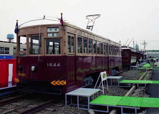1993大阪市電一般公開394-1
