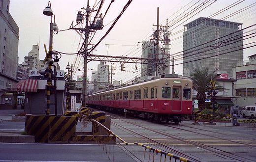 1993阪神・福島地上駅429-1