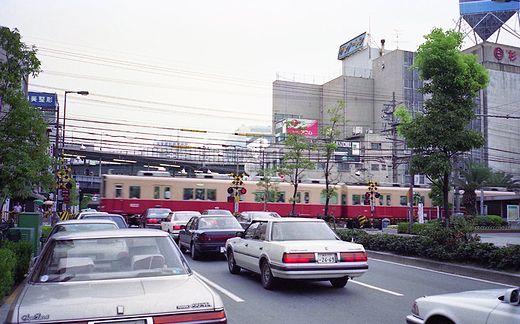 1993阪神・福島地上駅426-1