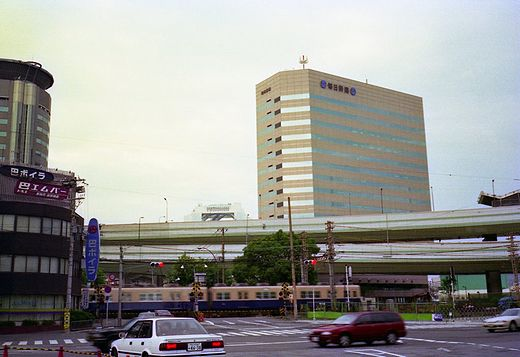 1993阪神・福島地上駅434-1