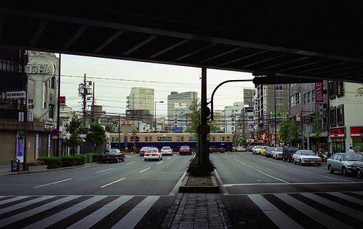 1993阪神・福島地上駅431-1
