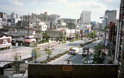 1993阪神・福島地上駅445-1