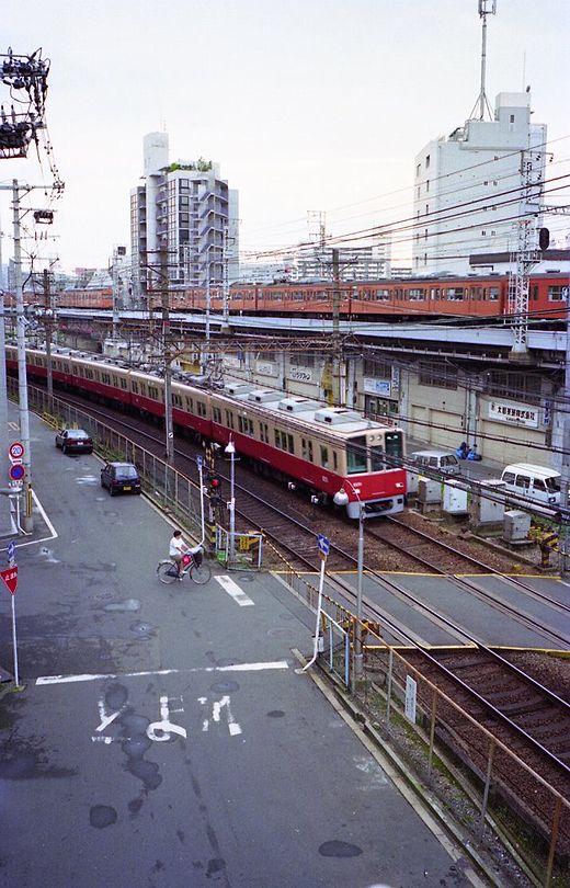 1993阪神・福島地上駅425-1