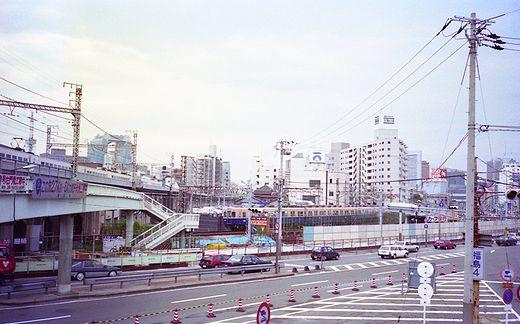 1993阪神・福島地上駅422-1