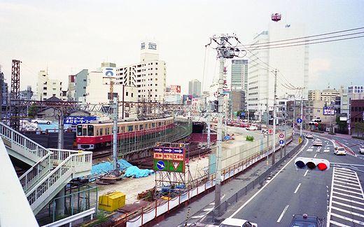 1993阪神・福島地上駅421-1