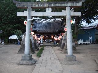 八坂祭(埼玉県行田市) (5)