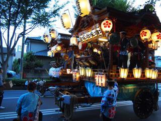 八坂祭(埼玉県行田市) (3)