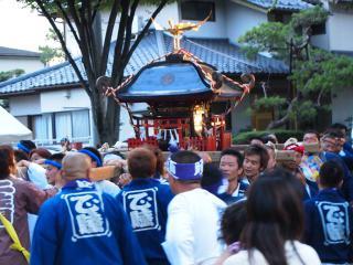 八坂祭(埼玉県行田市) (1)