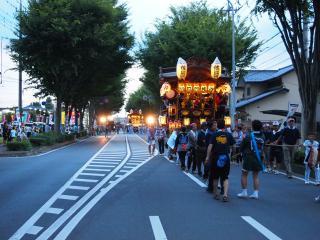 八坂祭(埼玉県行田市) (2)