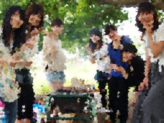 荒川バーベキュー2011 (1)