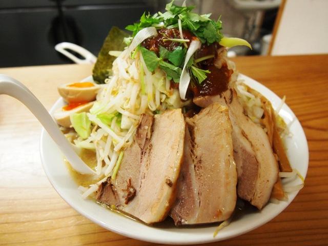 麺処ぼたん (3)