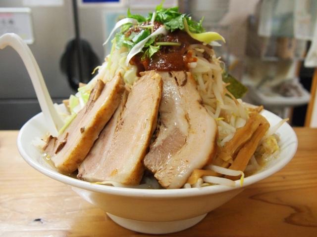 麺処ぼたん (4)