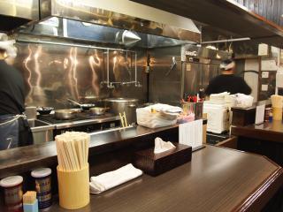 濃厚つけ麺 奔放 (3)