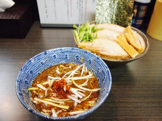 濃厚つけ麺 奔放 (9)