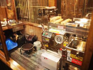 濃厚つけ麺 奔放 (5)