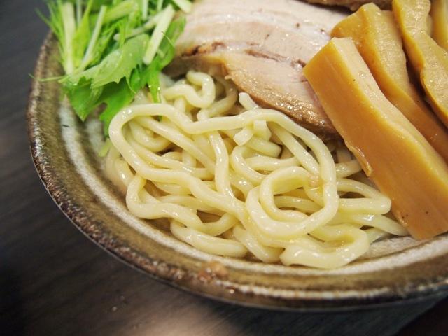 濃厚つけ麺 奔放 (12)