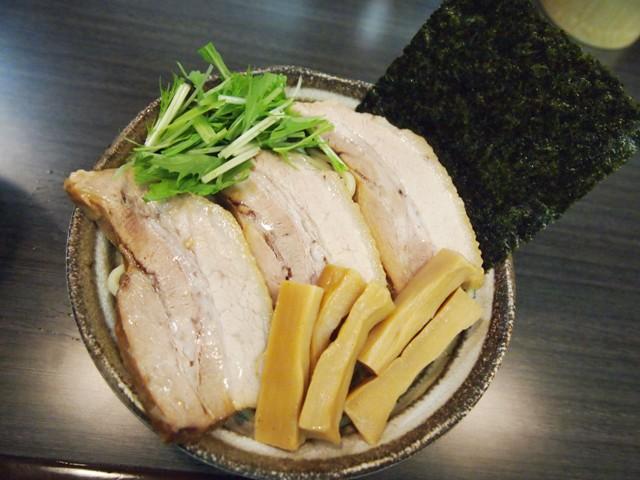 濃厚つけ麺 奔放 (11)