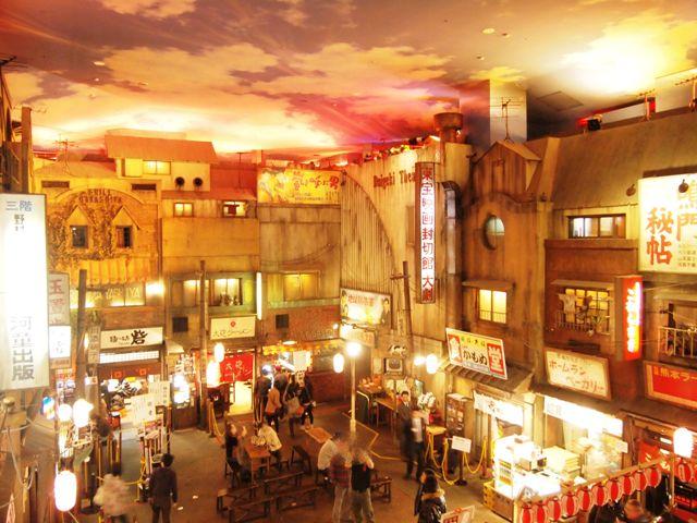 新横浜ラーメン博物館 (3)