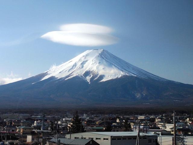 1.富士山