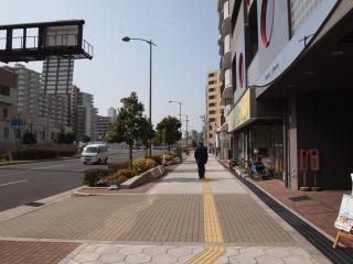 西長堀駅 (2)