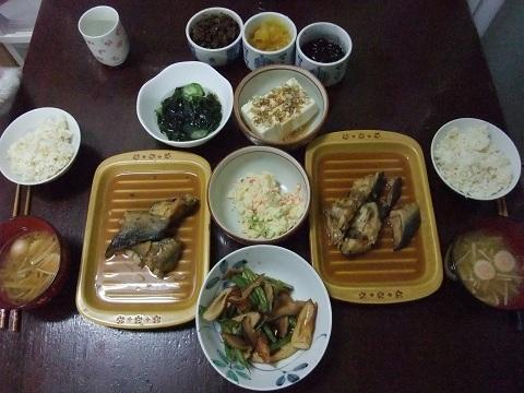 1-4夕食
