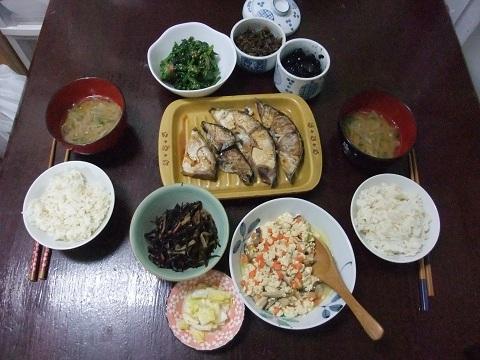1-5夕食