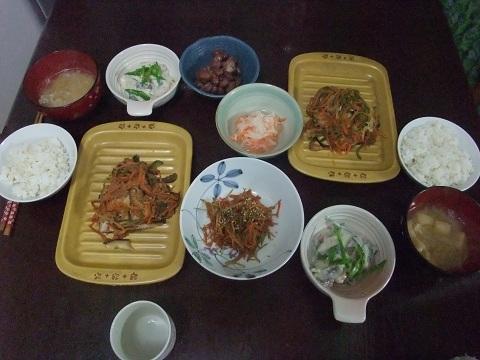 1-12夕食
