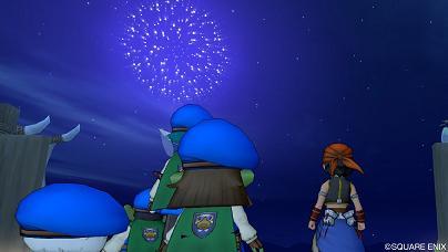 その後の花火1