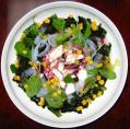 蛸と蒟蒻のサラダ