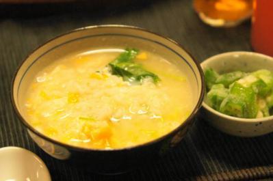 鯛のコラーゲン雑炊・茶碗