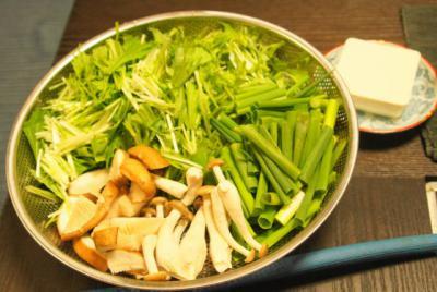 野菜&きのこ