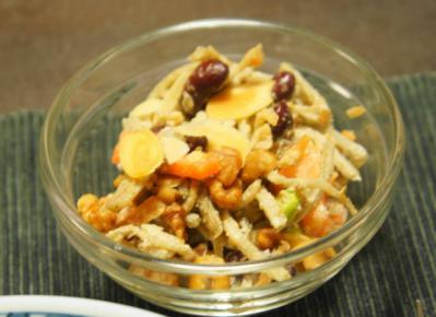 成城石井の豆サラダ