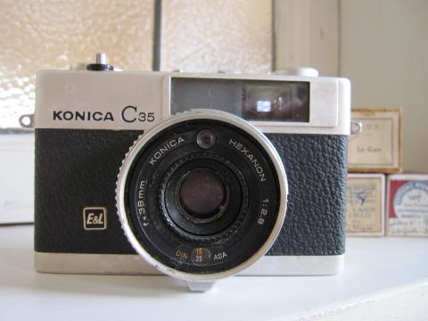 ジャンクなカメラ1
