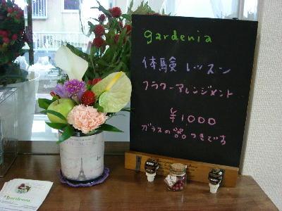 五人展(gardeniaレッスン)