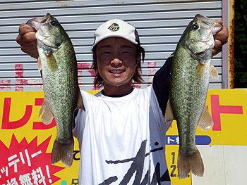 5位 片渕智裕 選手