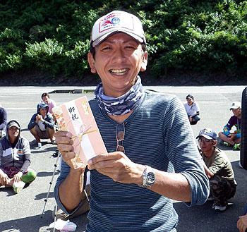 第4戦 優勝 田中純一 選手