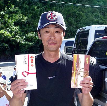 2012GBツアー AOY 神谷毅 選手