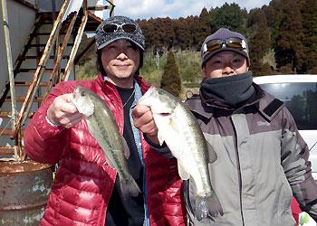 4位 坂井 梶山