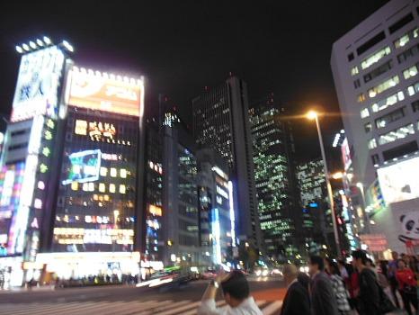 新宿夜景10月