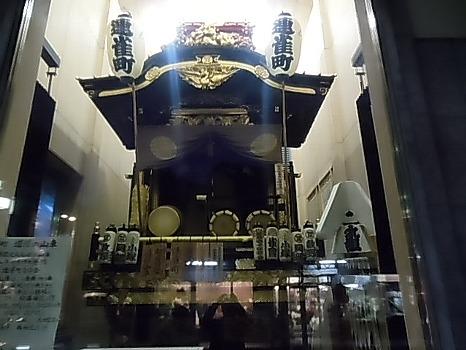 川越の神輿