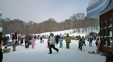 たんばらスキーパーク!