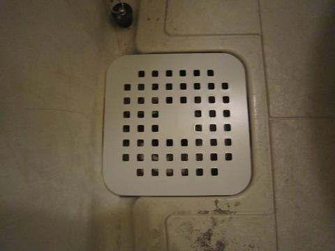 3点ユニット排水口ふた