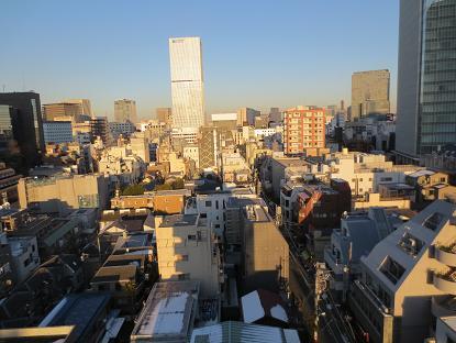 A赤坂、プルデンシャル方向