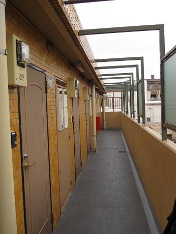 GCH4階廊下