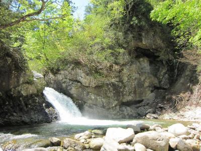 八乙女の滝1