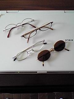 眼鏡4姉妹